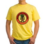 Monster fantasy 2 Yellow T-Shirt
