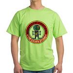 Monster fantasy 2 Green T-Shirt