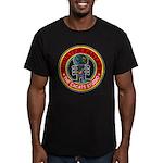 Monster fantasy 2 Men's Fitted T-Shirt (dark)