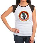 Monster fantasy 2 Women's Cap Sleeve T-Shirt