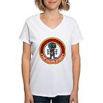 Monster fantasy 2 Women's V-Neck T-Shirt