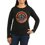 Monster fantasy 2 Women's Long Sleeve Dark T-Shirt