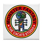 Monster fantasy 2 Tile Coaster