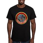 Monster fantasy 3 Men's Fitted T-Shirt (dark)