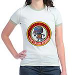 Monster fantasy 3 Jr. Ringer T-Shirt
