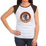 Monster fantasy 3 Women's Cap Sleeve T-Shirt