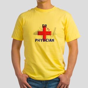 Emergency Room Yellow T-Shirt