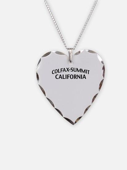 Colfax-Summit California Necklace
