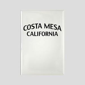 Costa Mesa California Rectangle Magnet
