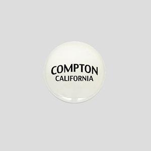Compton California Mini Button