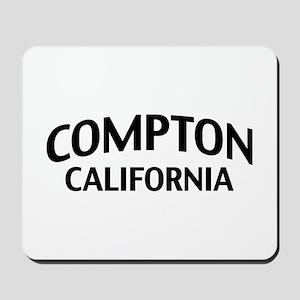 Compton California Mousepad