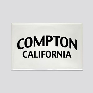 Compton California Rectangle Magnet