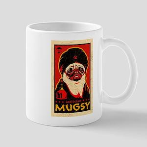 Ayatollah Mugsy Portrait Mug