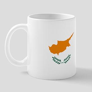 Flag of Cyprus Mug