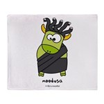 Moodusa Throw Blanket