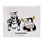 Bamooshka Throw Blanket