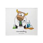Chemoostry Throw Blanket
