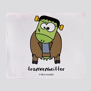 Frankenheiffer Throw Blanket