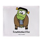 Frankenheiffer Throw Blanket
