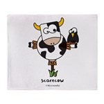 Scarecow Throw Blanket