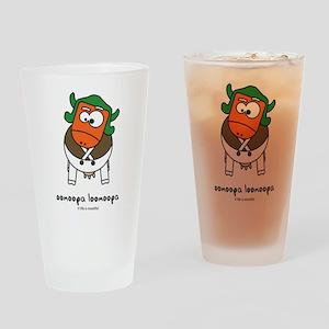 oomoopa loomoopa Drinking Glass