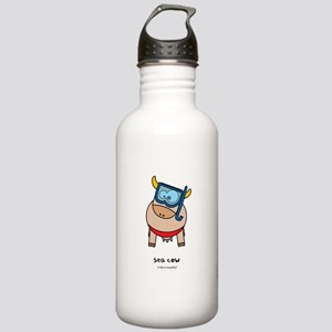 sea cow Stainless Water Bottle 1.0L