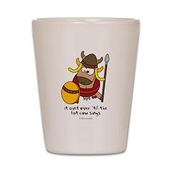 fat cow sings Shot Glass