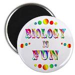 Biology is Fun Magnet