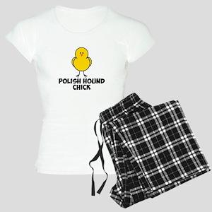 Polish Hound Chick Women's Light Pajamas