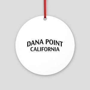 Dana Point California Ornament (Round)