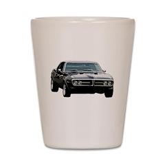 Pontiac firebird 2 Shot Glass