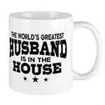 The World's Greatest Husband Mug