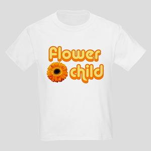 Flower Child Kids Light T-Shirt