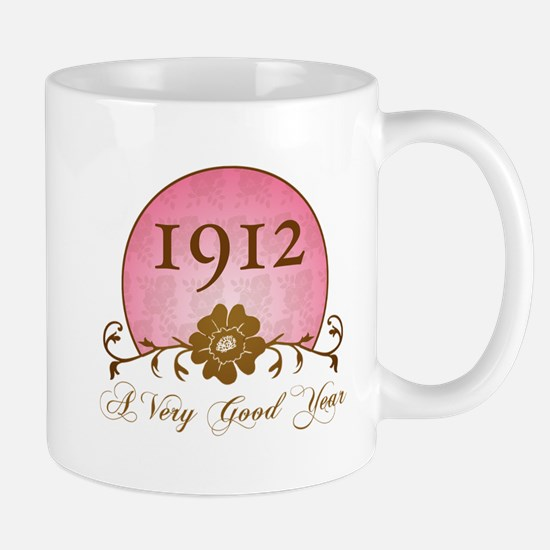 1912 A Very Good Year Mug