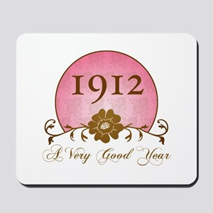 1912 A Very Good Year Mousepad