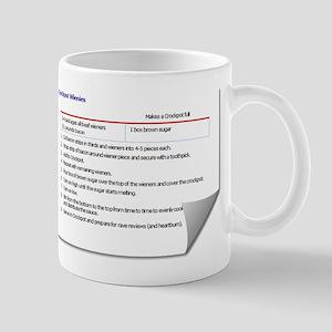 Crockpot Wieners Mugs