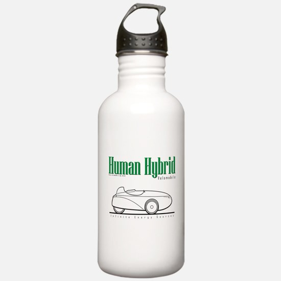 Human Hybrid Mango Water Bottle
