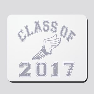 Class Of 2017 Track & Field Mousepad