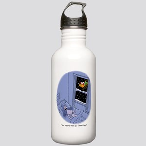 Sexy Santa Stainless Water Bottle 1.0L