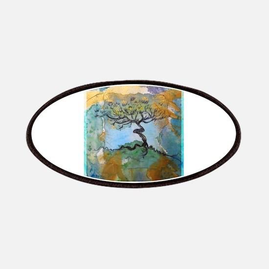 Tree, beautiful, art, Patches