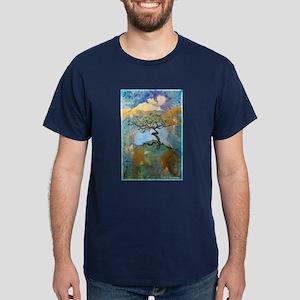 Tree, beautiful, art, Dark T-Shirt