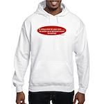 Sin or Jesus Killed Himself 4 Hooded Sweatshirt