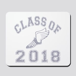 Class Of 2018 Track & Field Mousepad