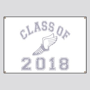 Class Of 2018 Track & Field Banner