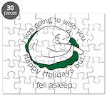 I Fell Asleep... Puzzle