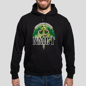 NMCT Green Front & Back Hoodie (dark)