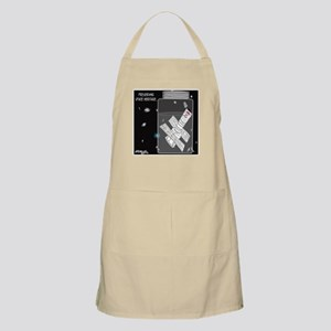 Preserving Space Heritage Apron
