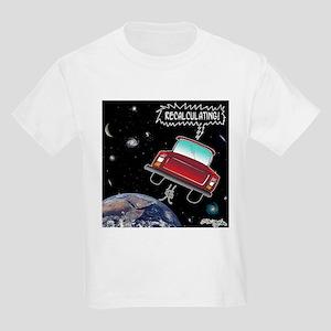 Recalculating! Kids Light T-Shirt
