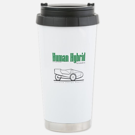 Velomobile Stainless Steel Travel Mug