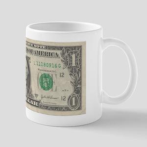 Dollar Bill Mug